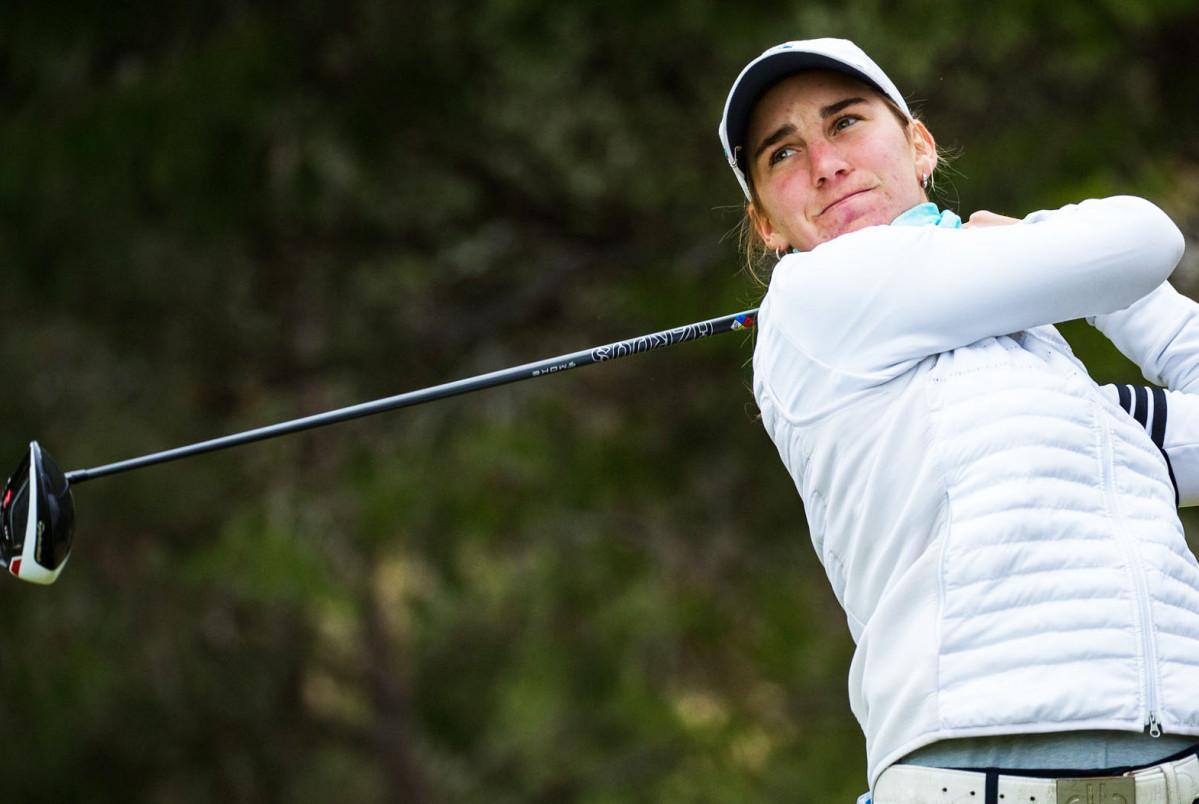 Magdalena Simmermacher reanuda su ronda en el Andalucía Costa Del Sol Open  de España