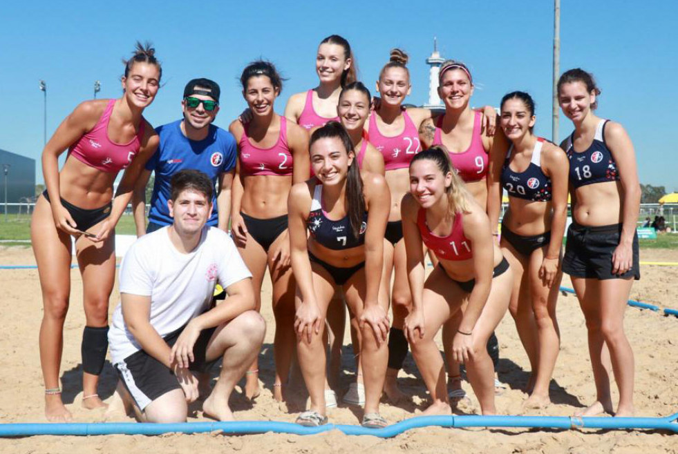 Beach Handball Puerto Madryn
