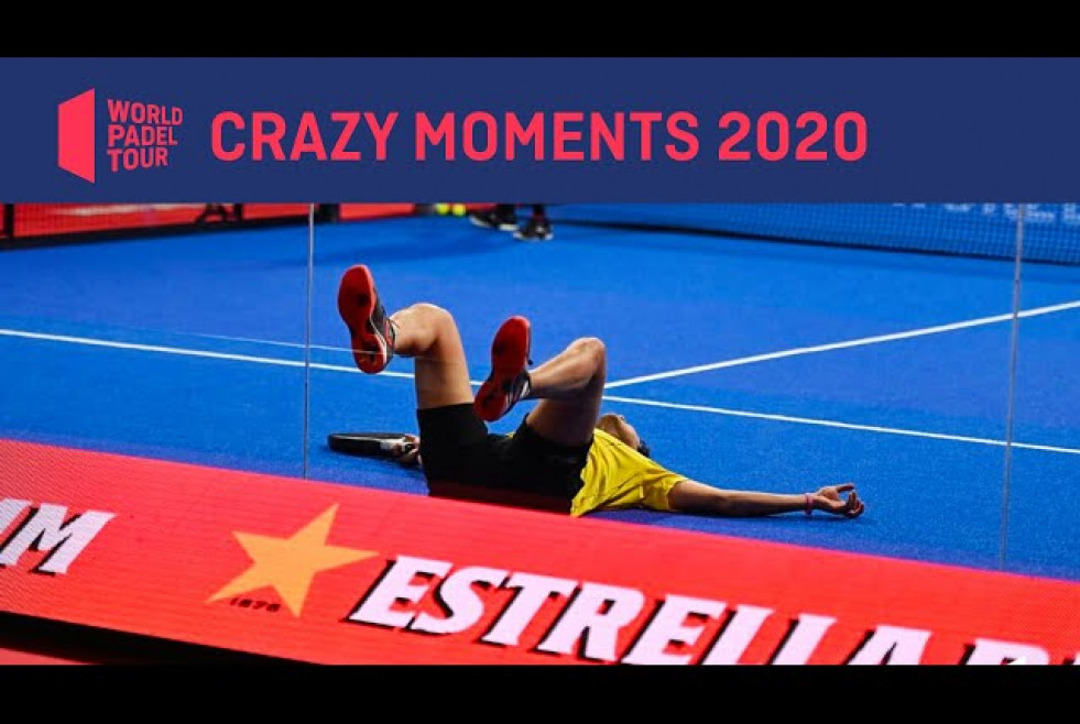 Crazy Moments 2020 | World Padel Tour