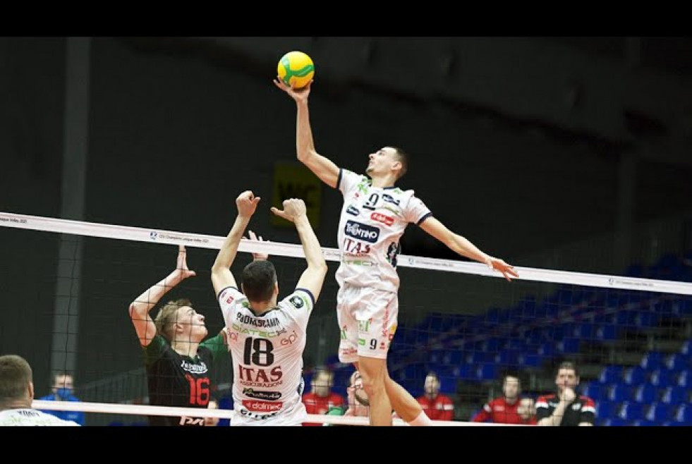 Simone Giannelli | 200 IQ Volleyball | Amazing Volleyball Setter