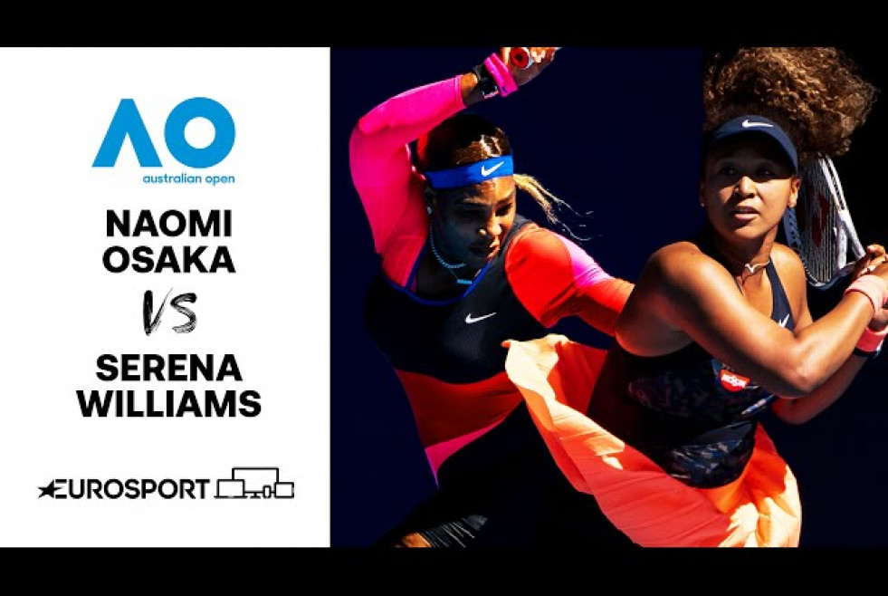 Serena Williams v Naomi Osaka | Australian Open 2021 - Highlights | Tennis | Eurosport