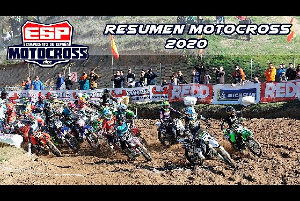 Motocross 2020: Resumen temporada