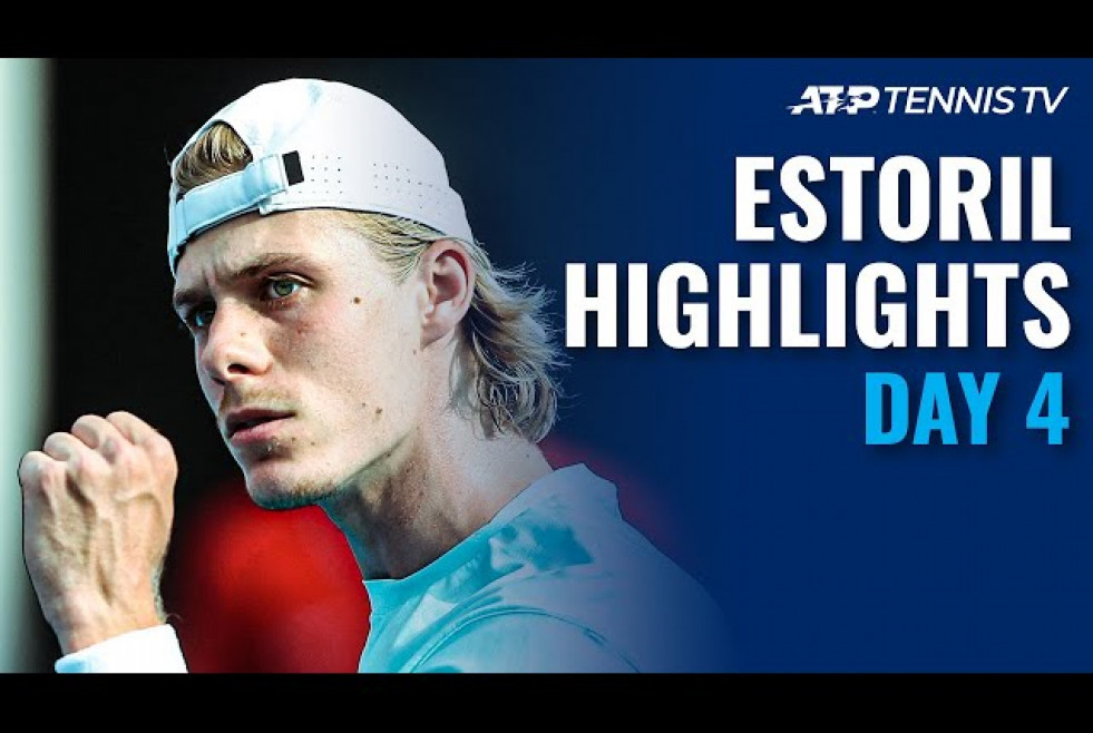 Shapovalov Takes On Moutet; Ramos-Vinolas vs Herbert | Estoril Open 2021 Highlights Day 4